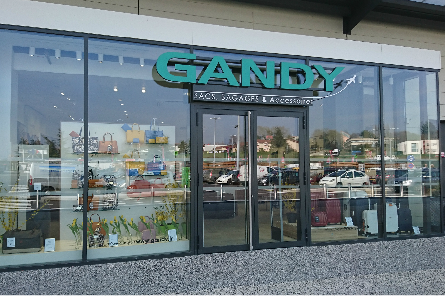 a156c60f042 Gandy Maroquinerie – Centre Commercial Carrefour l Isle d Abeau
